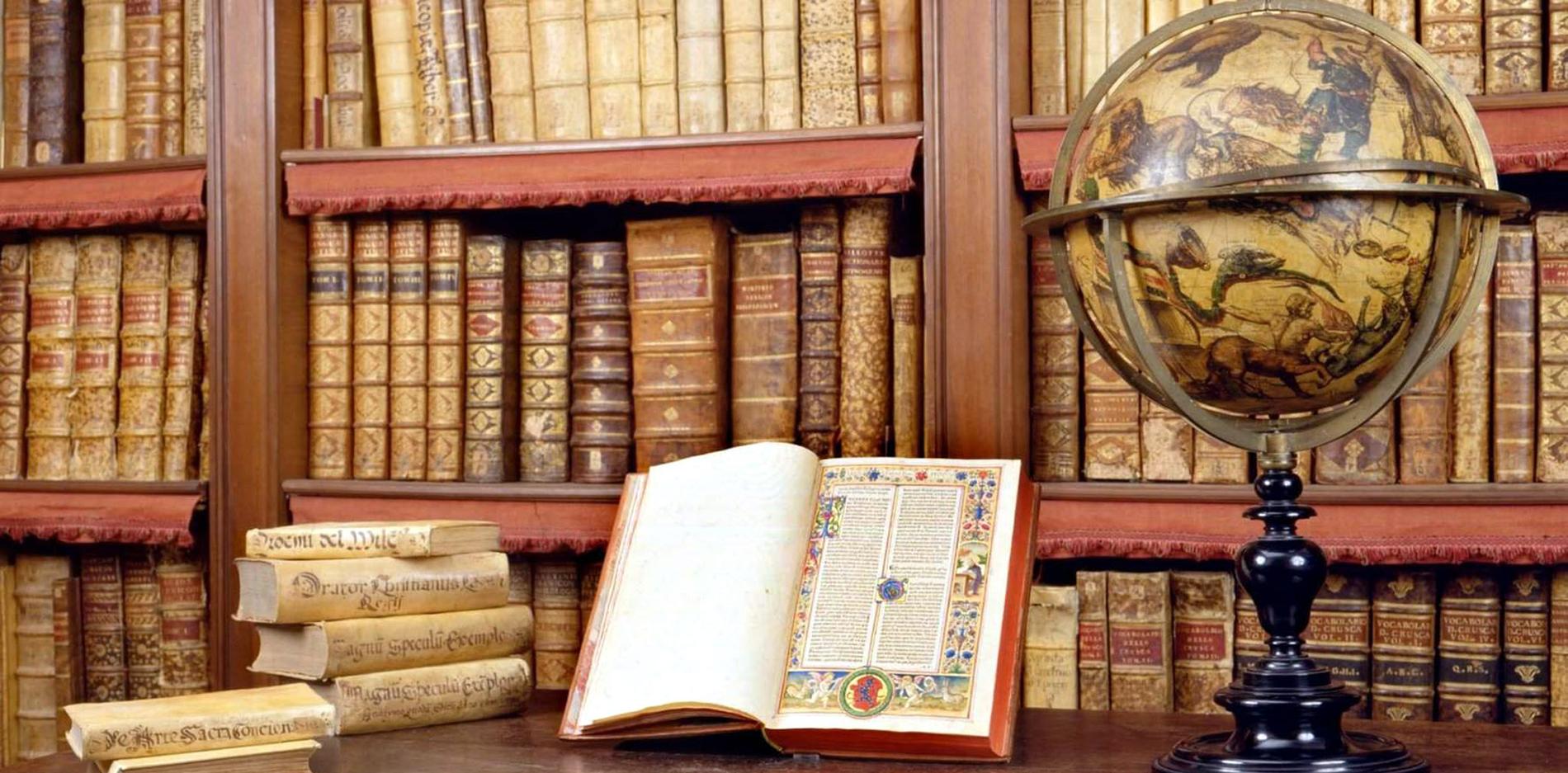 immagine sezione biblioteche