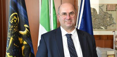 Foto del presidente Fabio Bui