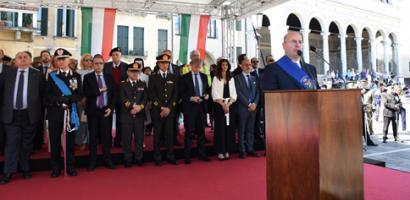 2 giugno 2019 - Piazza dei Signori - Padova