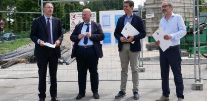 Abano Terme: partono i lavori di ampliamento alla succursale dell'Istituto alberghiero Pietro d'Abano