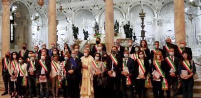 Tredicina di Sant'Antonio: celebrazione nella Basilica del Santo alla presenza degli amministratori locali