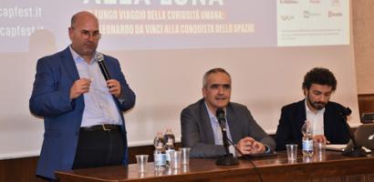 """CICAP FEST 2019: """"Dalla Terra alla Luna"""""""