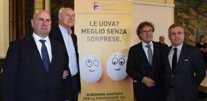 Aumento di tumori del testicolo nel Nord Italia. Parte la campagna di prevenzione della Fondazione Foresta onlus