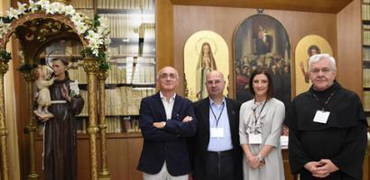 Il cammino del Santo - Convegno a Gemona