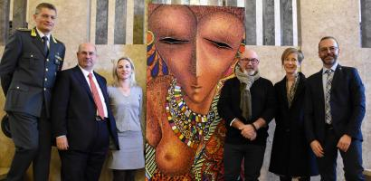 """Mostra """"L'Amore malato"""" - 11 novembre - 1 dicembre a Palazzo Santo Stefano"""