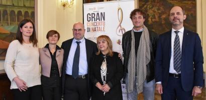 Gran concerto di Natale della Provincia di Padova a favore dell'Aismme