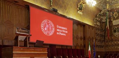 Aula Magna dell'Università di Padova