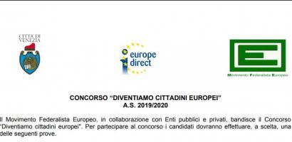 concorso-diventiamo cittadini europei