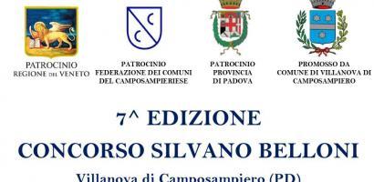 Concorso Silvano Belloni