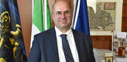 Fabio Bui presidente della Provincia di Padova
