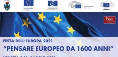 logo festa europa a venezia