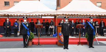 cambio ai vertici della legione carabinieri del Veneto