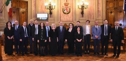 Insediato il nuovo Consiglio provinciale e affidate le deleghe ai Consiglieri