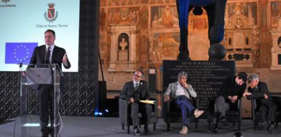 La Provincia presente all'ottantesimo anniversario dell'Istituto Pietro d'Abano