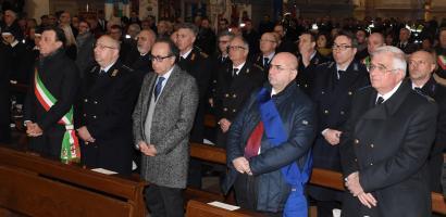 Celebrazione di San Sebastiano, patrono della Polizia Locale