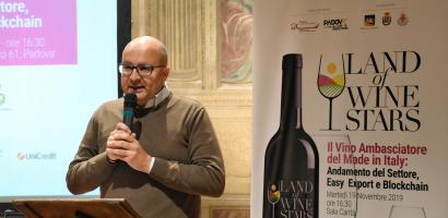 "Land of Wine Stars: ""Il vino ambasciatore del Made in Italy"""