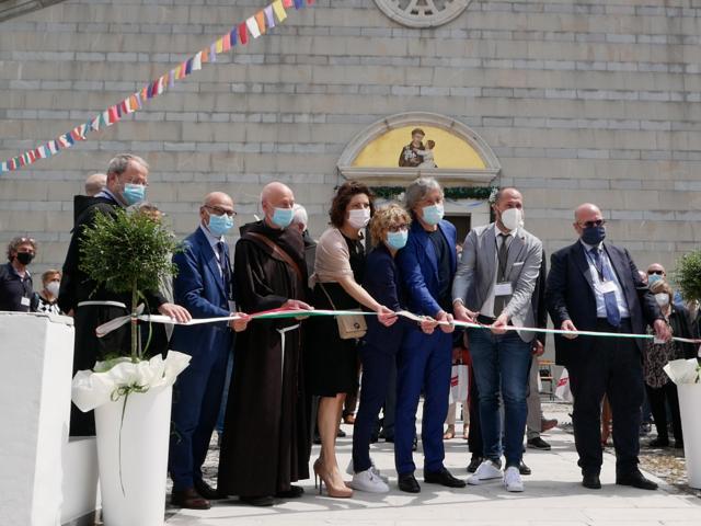 inaugurazione gemona