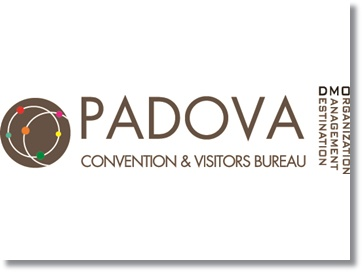 Logo Padova Convention e Visitors Bureau